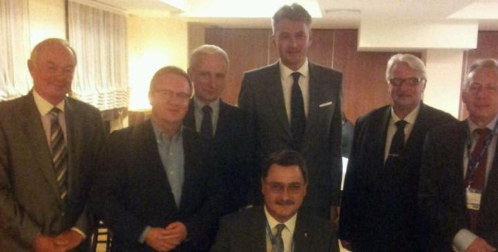 Daniel Kawczyński wziął udział w konferencji Europa Karpat oraz XXIV Forum Ekonomicznym wKrynicy
