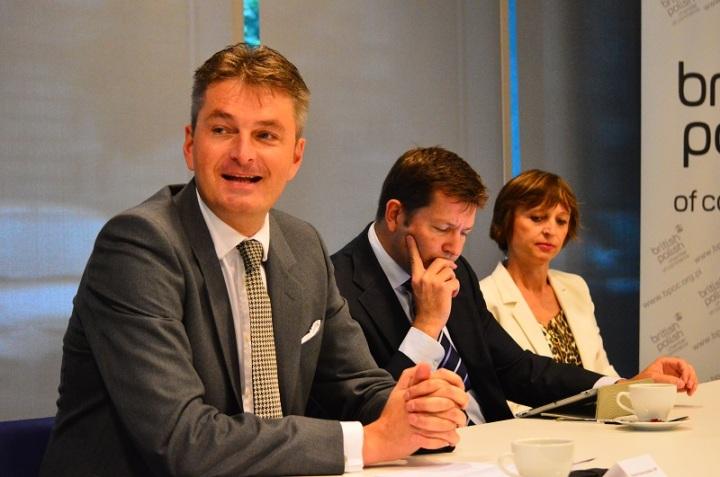 British-Polish Chamber of Commerce meets Daniel KawczynskiMP