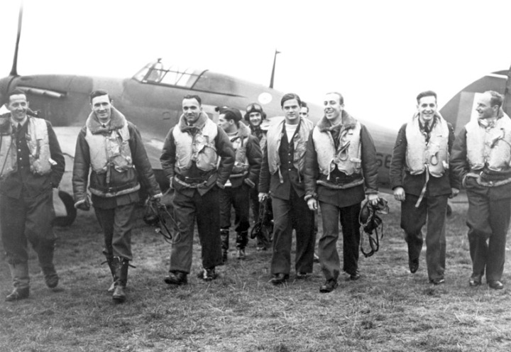 Daniel Kawczynski MP: We must remember the Polish pilots who fought for Britain