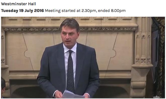Pierwsza w historii debata w Westminster Hall o wkładzie Polaków w społeczeństwo i gospodarkę WielkiejBrytanii