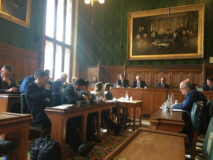 Kawczynski addresses MPs from 12 NATO countries