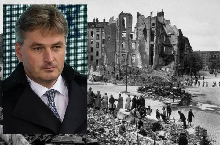 Polish Express: Kawczyński wzywa Niemców do wypłaty reparacji wojennych Wielkiej Brytanii iPolsce