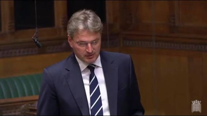 Daniel questions the Chancellor of the Duchy of Lancaster about the EU ResettlementScheme