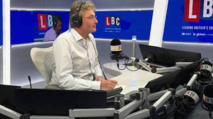 Daniel tells LBC about his family's sacrifice in World War II